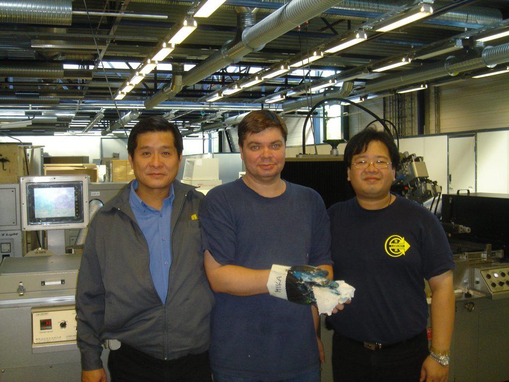 5-leading-imd-printer-in-finland-machine-installation