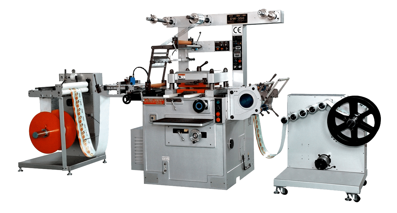 HIGH SPEED FULL ROTARY / INTERMITTENT (SEMI ROTARY) DIE CUTTING MACHINE-IDW-360