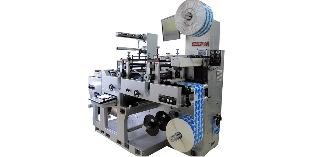 HIGH SPEED FULL ROTARY DIE CUTTING MACHINE (RDW-360)
