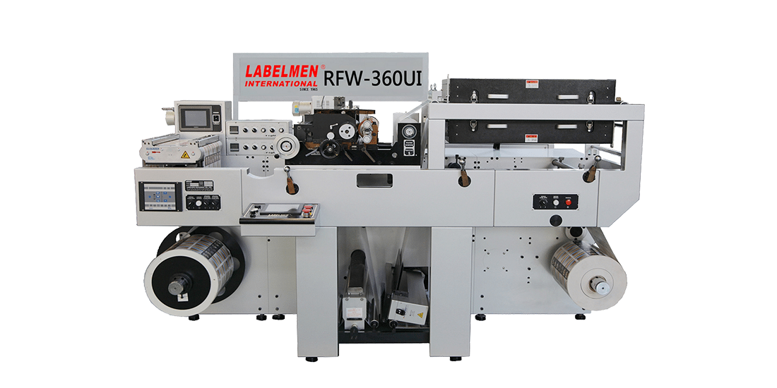 HIGH SPEED FULL ROTARY FLEXO (PRIMER COATING) MACHINE FLEXO VARNISH (RFW-360 SERIES)