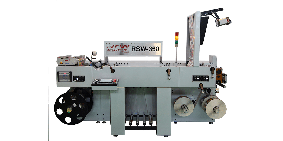 INSPECTION SLITTER – GERMAN MADE E+L EPC WEB GUIDER MACHINE TENSION CONTROL (RSW-360 SERIES)