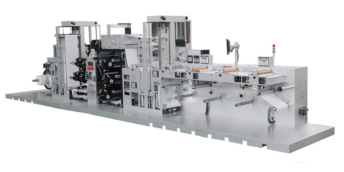 C.I.D. FULL ROTARY PRINTING MACHINE FOR LAMINATED TUBE INDUSTRY (PW 260 / PW 460 LETTERPRESS SERIES,  FPW 460 FLEXO SERIES)