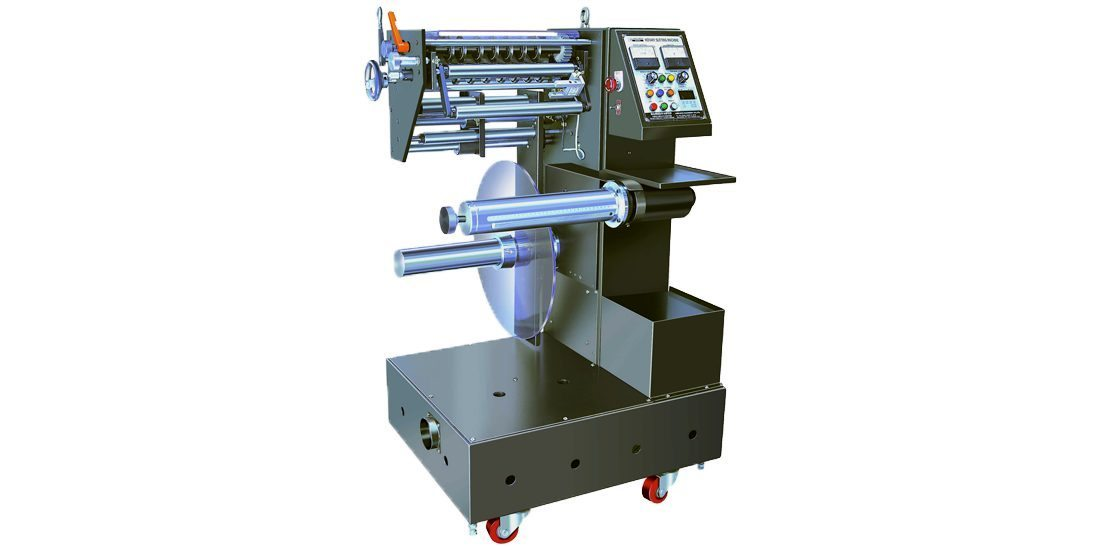 SLITTER REWINDER-PRE & AFTER PRINTING JOB MACHINE SHEAR CUT TYPE (SL-300C / 450C SERIES)