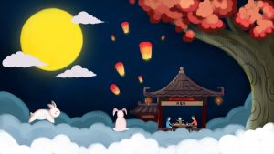 Happy Moon Festival Long Holiday