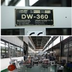 Labelmen's high speed dual stations flat-bed die-cutting machine has excellent performance