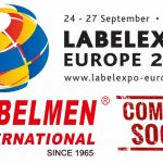 Labelmen will participate in LabelExpo Europe 2019
