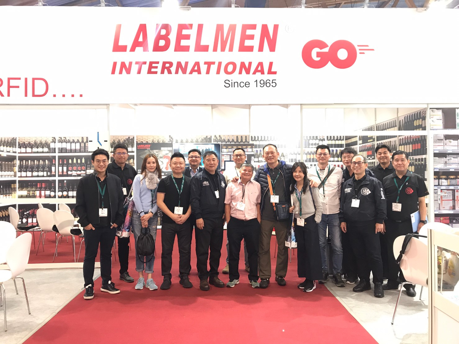 LABELMEN is participating in LABELEXPO EUROPE 2019