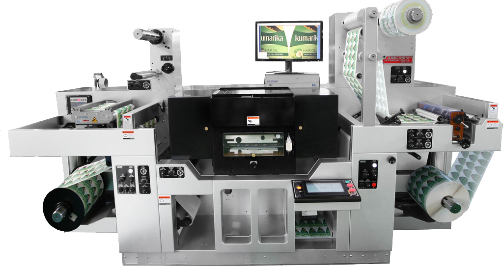 FDW-360: TOP SPEED ROTARY STYLE FLAT-BED DIE-CUTTING MACHINE