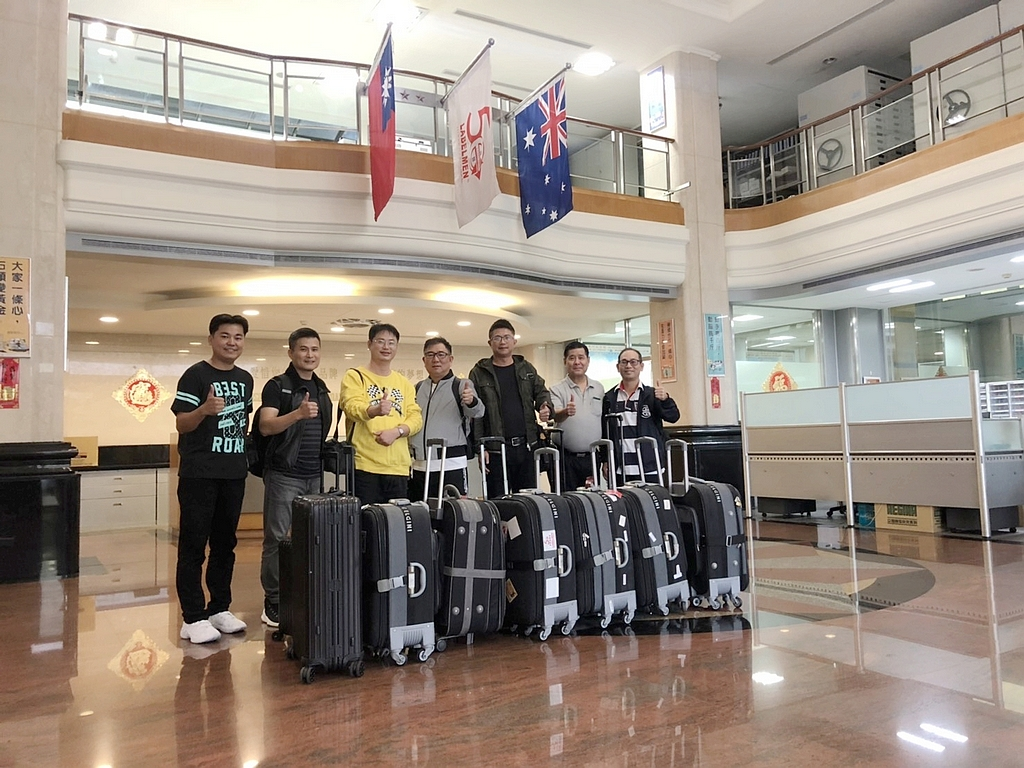 LABELMEN CEO Mr.Alan Lo led his team to go to participate of 2019 LABEL EXPO EUROPE