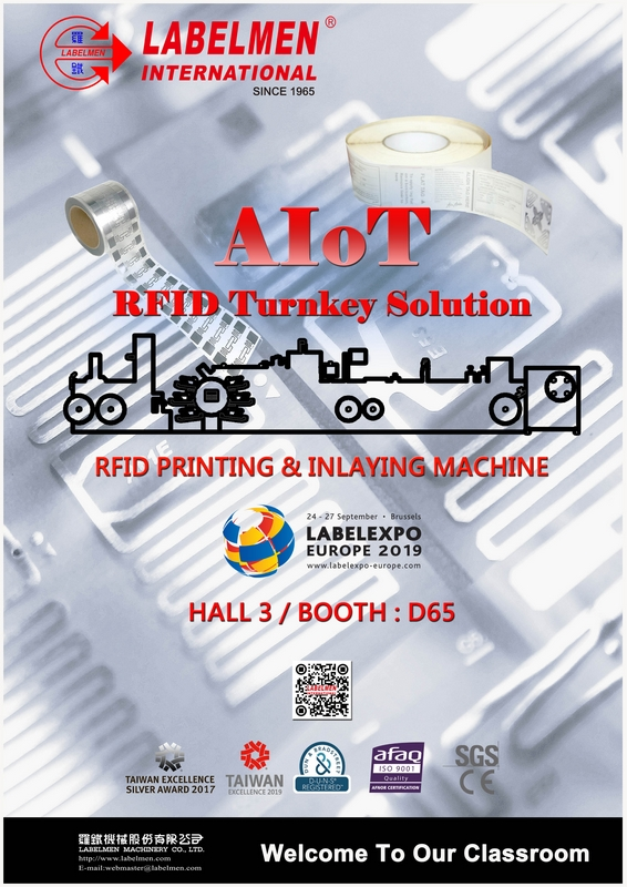 Waiting for your visit LabelExpo Europe 2019
