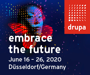 LABELMEN will participate the 2020 DRUPA